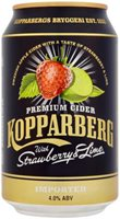 Kopparberg Strawberry and Lime Cider Cans 10x