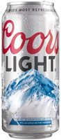 24 X Coors Light Cans