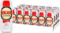 24 X Skol Lager Cans
