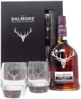 The Dalmore Port Wood Reserve Glasses Gift Pa...