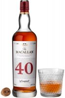 The Macallan The Red Collection 40 Year old