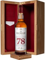 The Macallan The Red Collection 78 Year old