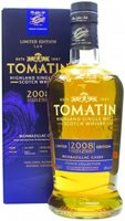 Tomatin French Collection Monbazillac Cask 12 Year old 2008