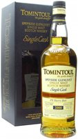Tomintoul Single Cask Px Sherry Butt 19 Year old 2000