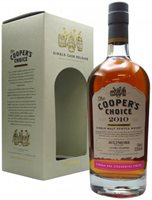 Aultmore Coopers Choice Single Cask Pineau Des Charentes Finish 10 Year old 2010