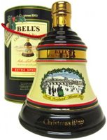 Bells Decanter Christmas 8 Year old 75cl 1989