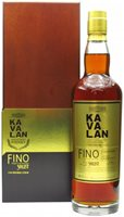 Kavalan Solist Fino Sherry Single Cask #028a 2010