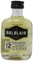 Mini Balblair 12 Year old