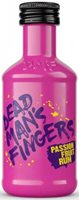 Mini Dead Man's Fingers Passionfruit Rum 50ml