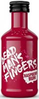 Mini Dead Man's Fingers Raspberry Rum 50ml