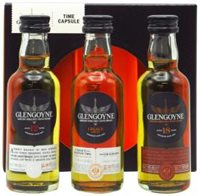 Mini Glengoyne Time capsule 3 X S 12 Legacy Series Chapter 2 & 18 Year old