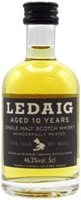 Mini Ledaig 10 Year old