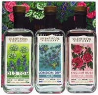 Silent Pool The Odyssey Case 3 X Gin 200ml