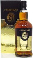 Springbank Special Release 21 Year old 2012