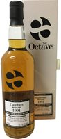 The Octave Cambus 1991 24 Year Old Cask #1112...