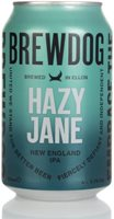 BrewDog Hazy Jane IPA (India Pale Ale) Beer