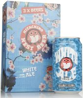 Hitachino Nest White Ale Gift Pack (3 x 35cl)...