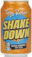 Tiny Rebel Shake Down IPA (India Pale Ale) Be...
