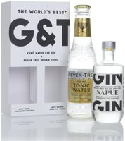 Kyro Napue Gin & Fever-Tree Tonic Gift Pack G...