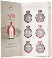 The Lakes Vodka Bauble Gift Set Vodka Liqueur