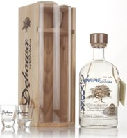 Debowa Polish Oak Vodka Gift Pack with 2x Gla...