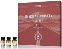 American Whiskey, Bourbon & Rye Advent Calend...