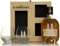 The Glenrothes Bourbon Cask Reserve Gift Pack...