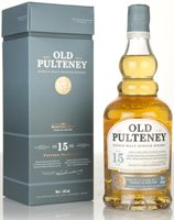 Old Pulteney 15 Year Old Highland Single Malt Scot...