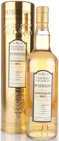 Springbank 15 Year Old 1991 - Mission Gold (M...