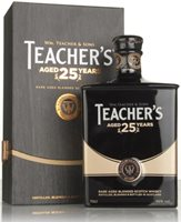 Teacher's 25 Year Old Blended Whisky