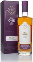 The ONE Port Cask Finished Blended Whisky