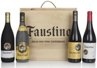 Faustino Rioja Red Wine Experience Gift Pack ...