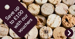 Wine Voucher Codes