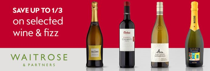4b16a4f96632 ❗NEW IN❗ Up to 36% off   Cellar by Waitrose   Partners 💰 1 3 off ...