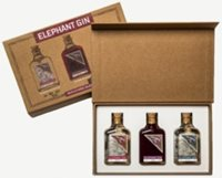 Elephant gin gift pack 3 x 50ml