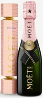 Moet & Chandon Rose Imperial NV 20cl Christmas Cracker