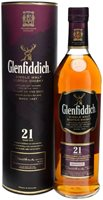 Glenfiddich 21-Year-Old Rum Cask Finish Speyside S...