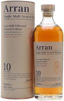 Arran 10 Year Old Island Single Malt Scotch Whisky