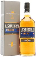 Auchentoshan 18 Year Old Lowland Single Malt ...