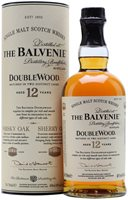 Balvenie 12 Year Old Double Wood Single Malt Whis...
