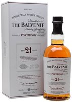 Balvenie PortWood 21 Year Old Single Malt Whi...