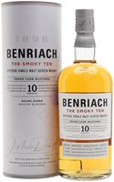 Benriach The Smoky Ten / 10 Year Old Speyside Whisky