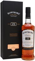 Bowmore 25 Year Old Islay Single Malt Scotch ...