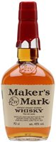 Maker's Mark Kentucky Straight Bourbon Whiske...