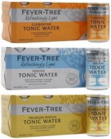Fever-Tree Tonic Collection / 4 Bottles