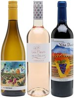 Our Favourite Wines Trio / 3 Bottles
