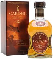 Cardhu 12 Year Old / Single Malt Speyside Sin...