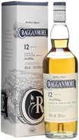 Cragganmore 12 Year Old Speyside Single Malt ...