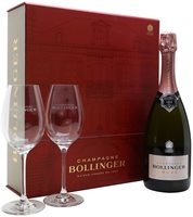 Bollinger Rose NV Gift Pack