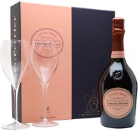 Laurent Perrier Cuvee Rose NV Gift Set